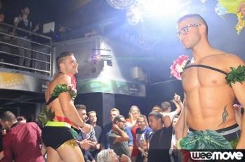 Adriano et valerio stripteaseur Metz Nancy