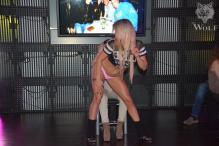stripteaseuse anissa alsace