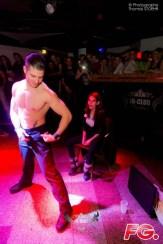 striptease alsace adriano