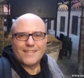 Adriano Casissa ai Trogoli di Santa Brigida