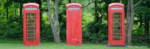 Phoneboxes In Nature