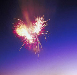 Picture of firework