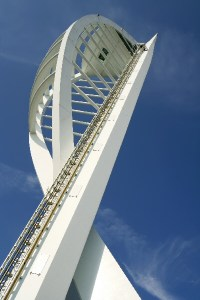 Portsmouth's Spinnaker Tower