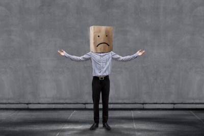 Unhappy Person - Unhappy Face