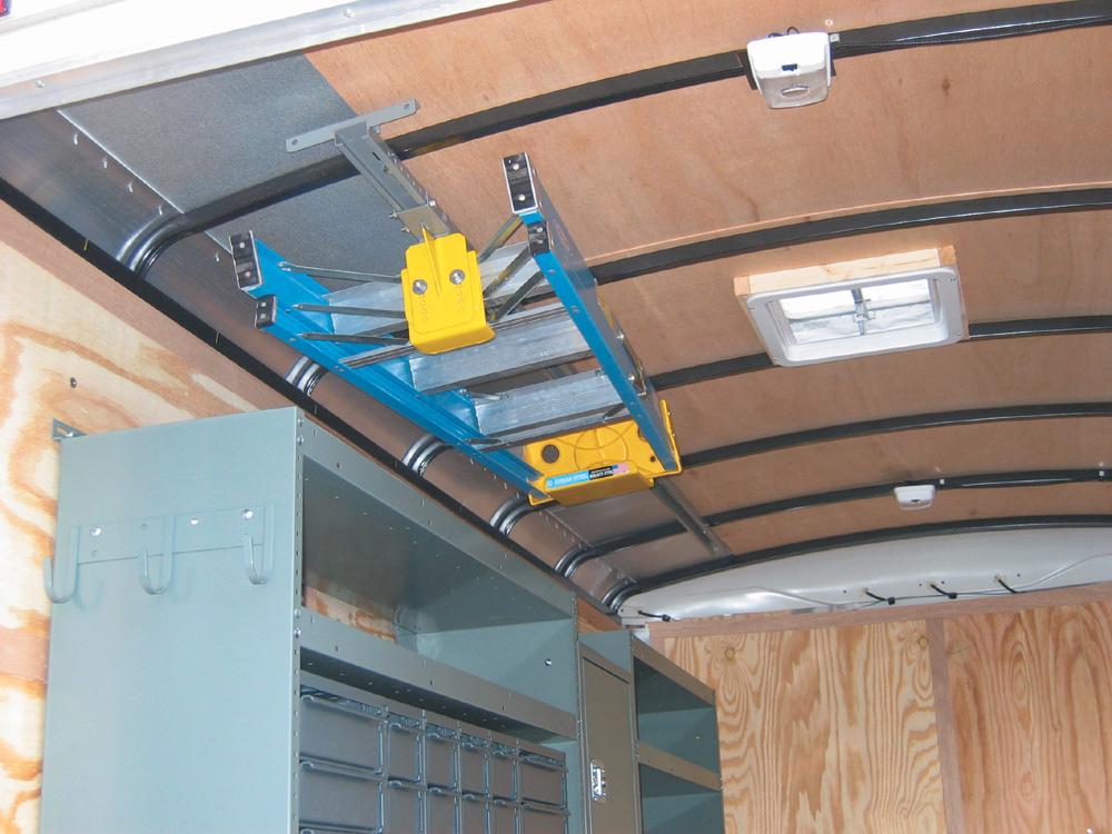 ladder keeper adrian steel
