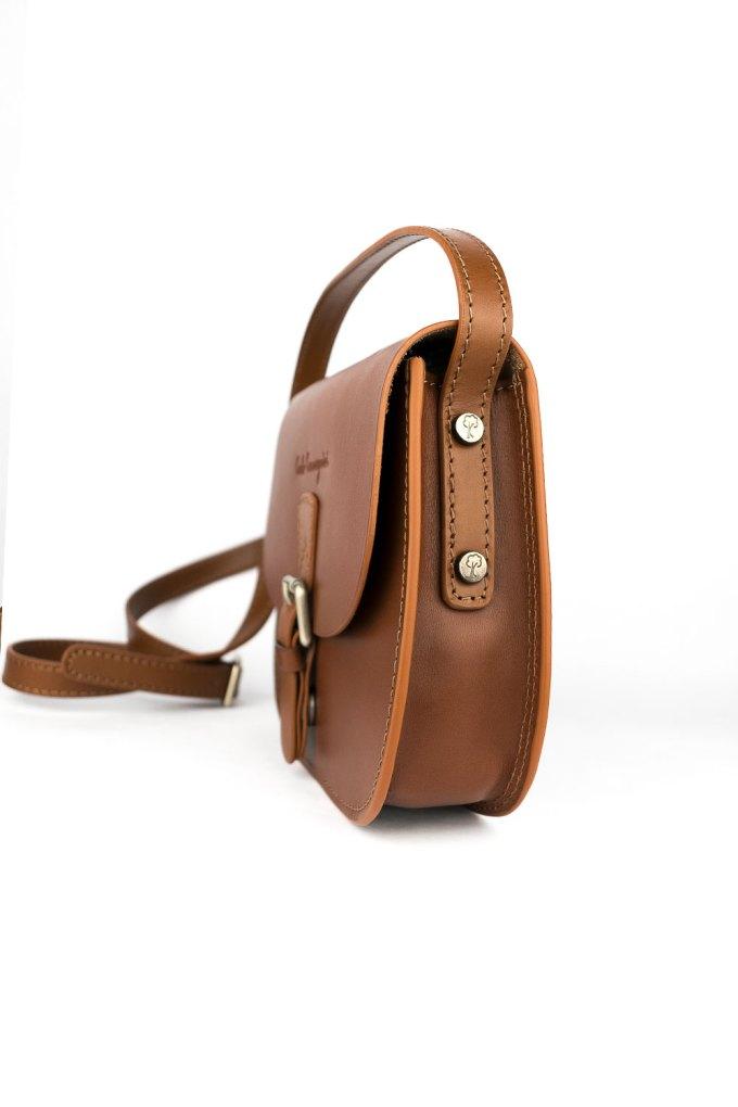 saddle bag, made in italy, carlo carmagnini