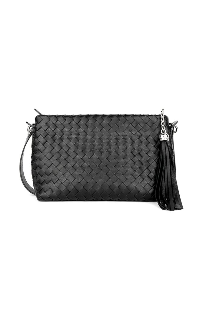 carlo carmagnini, handwoven leather bag, made in italy, woven leather bag, made in florence, made in firenze