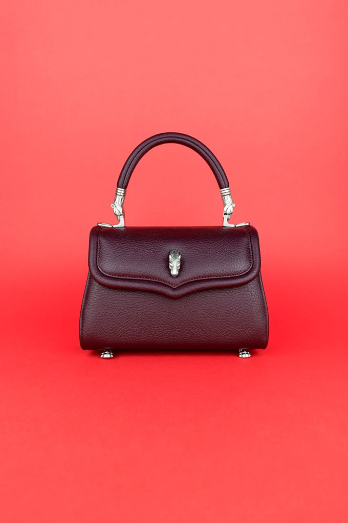 icon bag, carlo carmagnini, made in italy