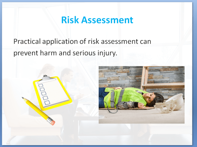 Health and Safety Awareness Training Course | Risk Assessment