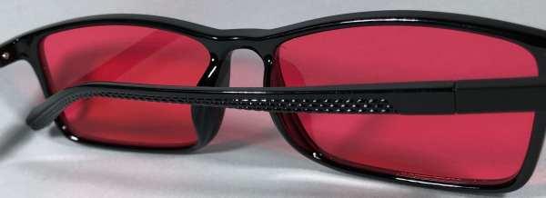 Red Lens Color Blind Glasses