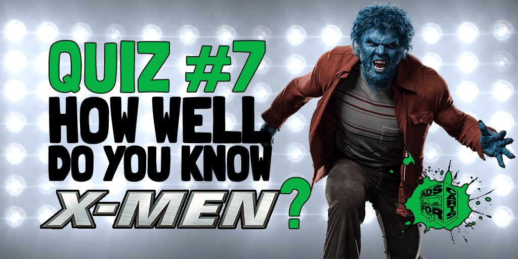 Quiz #7
