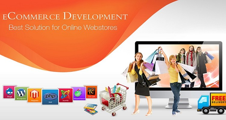 Ecommerce web design and development pretoria