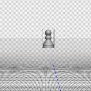 Photoshop 3D change in z coordinate