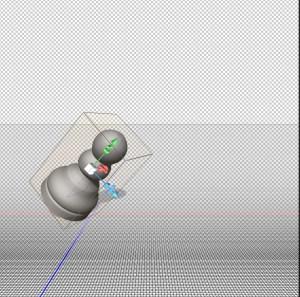 Photoshop 3D rotation