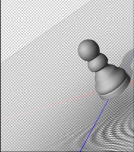 Photoshop 3d Roll camera