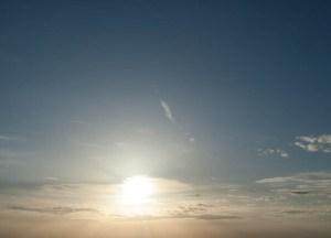 Retouching Sky sample