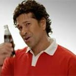 Latest Coco Cola Advertisement by Sachin