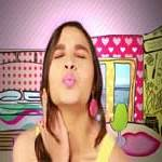 Alia Bhatt's Baby Lips Song Ad