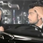Handsome Virat and Sexy Ileana in Clear TVC