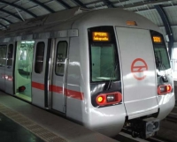Delhi Metro is going to allow advertisements on the exterior of its trains
