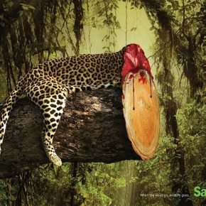Shocking Print Ads by Sanctuary