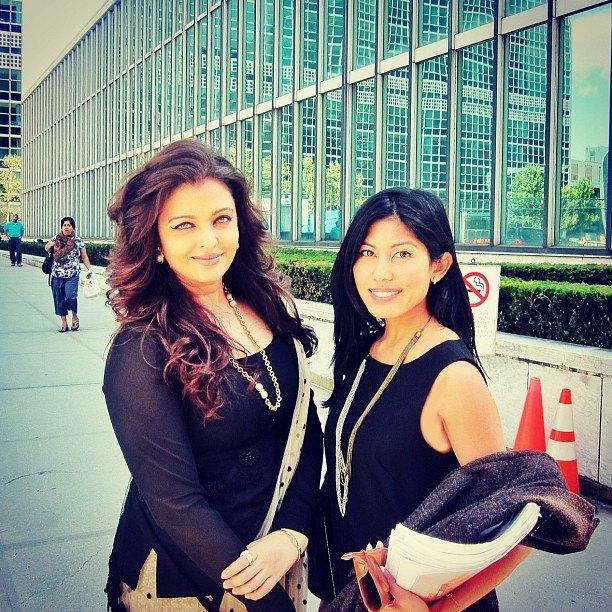 aishwarya rai bachan in new york
