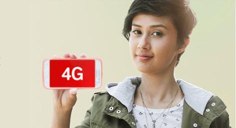 Sasha Chettri featured in Airtel 4G advertisement