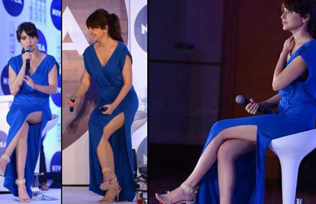 anushka sharma wardrobe malfunction