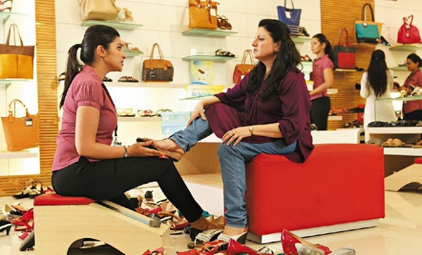 pareeniti chopra shoe love