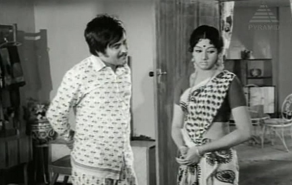 sridevi rajnikans step mom in tamil film