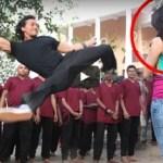 Tiger Shroff's Stunt Gone Wrong