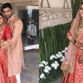 Urmila Matondkar Marries Mohsin Akhtar Mir