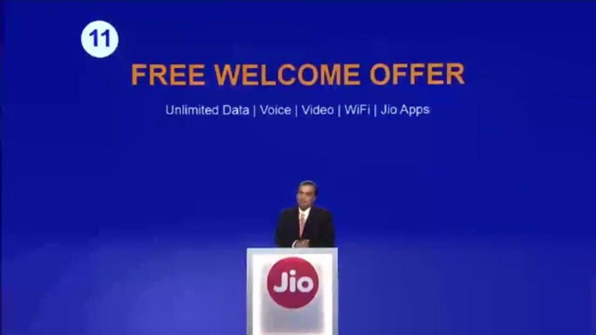 reliance jio offer plan