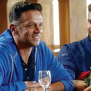 Google Pixel 2 Ad Featured Cricketer Rahul Dravid - DayWithPixel2