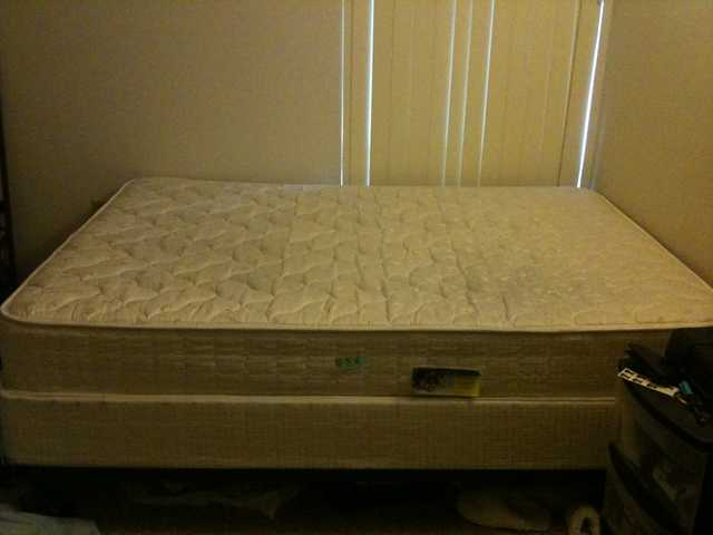 Full Size Mattress For Box Spring Included