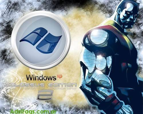 Descargar Windows XP Colossus Edition 2 (Torrent) 3