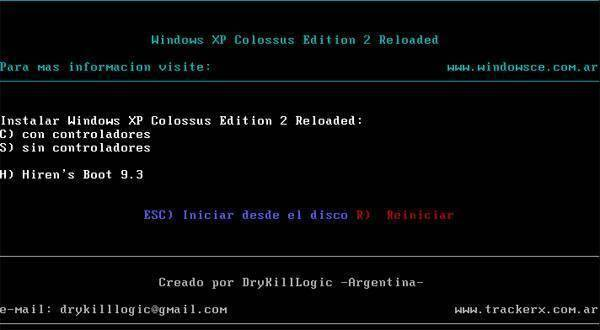 Descargar Windows XP Colossus Edition 2 (Torrent) 4