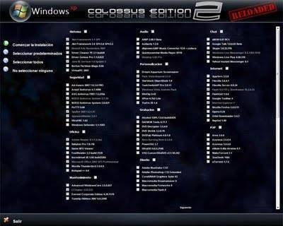 Descargar Windows XP Colossus Edition 2 (Torrent) 5