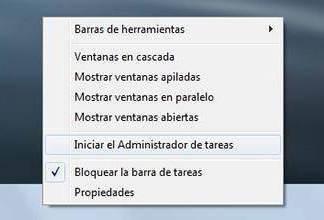 Como Abrir el Administrador de Tareas en Windows 7