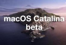 MacOS Catalina Dev Beta 7 disponible para testing