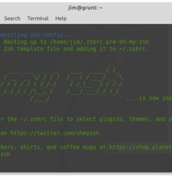 Como Instalar zsh en Mac, Windows 10 y Linux 4