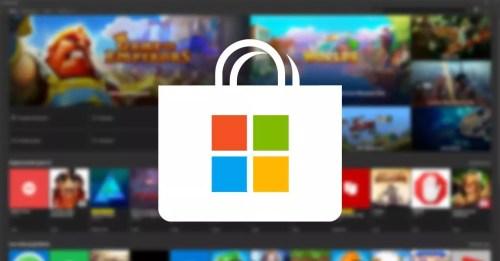 La Microsoft Store de Windows 10, un problema para los de Redmond