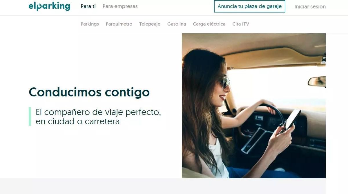 El parking - Mejores webs para buscar aparcamiento