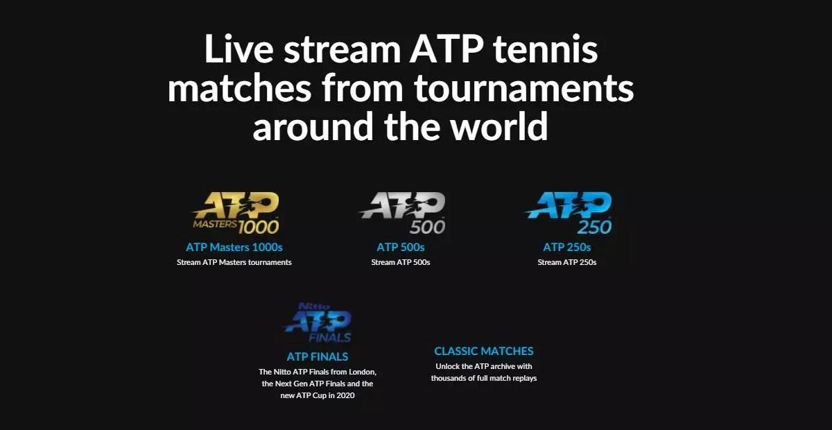 Ver tenis en tennistv