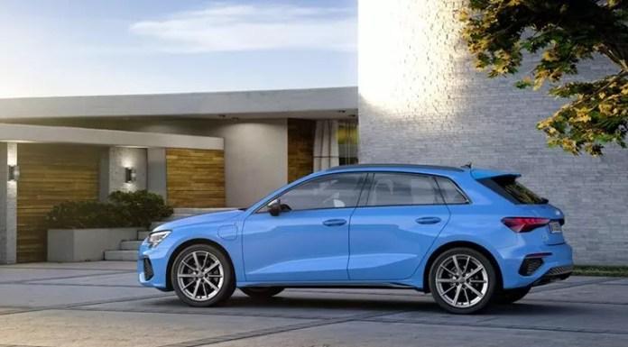 Consumption Audi A3 Sportback