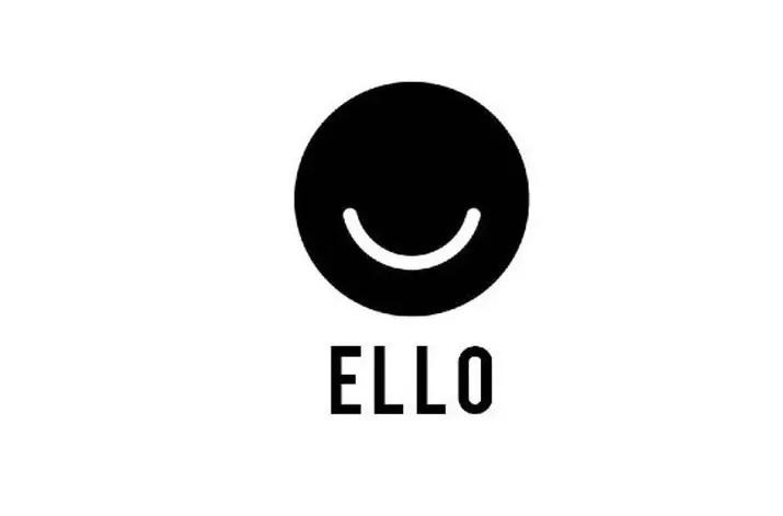 logo de la red social ello
