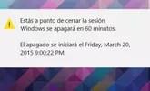 Cómo programar el apagado automático en Windows