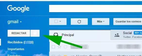 mensajes cifrado en Gmail