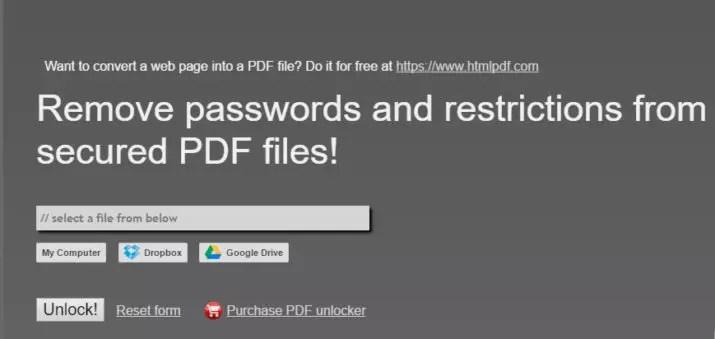 pdf protegido