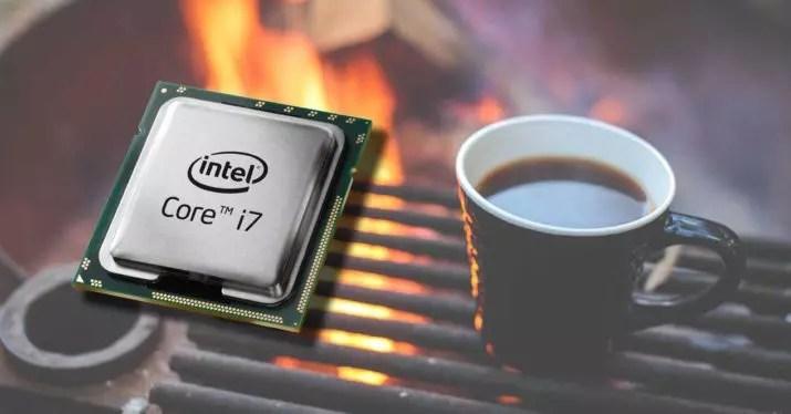 intel coffee lake core i7-8700K